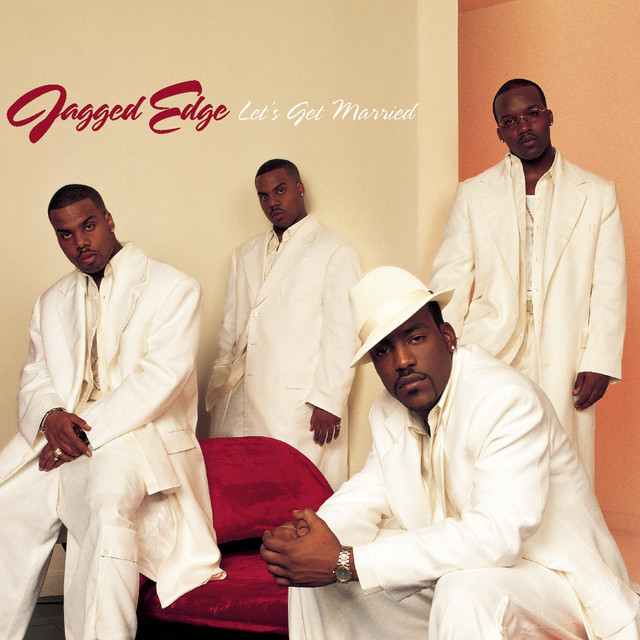 Jagged Edge Let's Get Married album cover