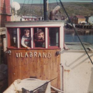 Ulabrand Albumcover