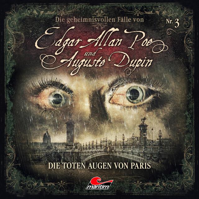 Folge 3: Die toten Augen von Paris Cover