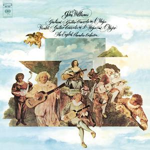 Vivaldi & Giuliani: Guitar Concertos album