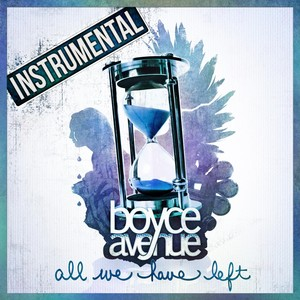 All We Have Left (Instrumental) Albumcover