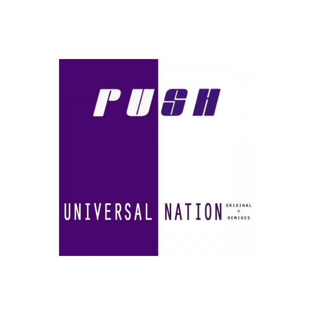 Universal Nation - Original + Remixes