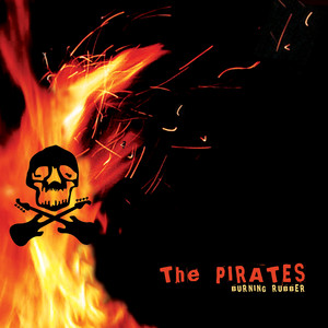 The Pirates - Burning Rubber album