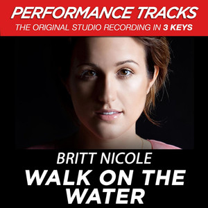 Walk On the Water (Performance Tracks) - EP