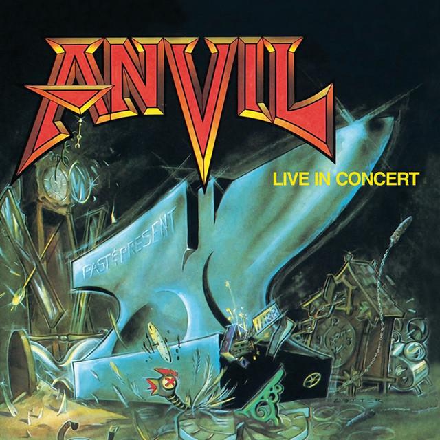 Anvil Past and Present album cover