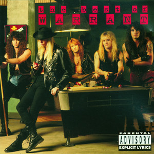 The Best Of Warrant Albumcover