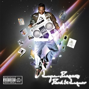 Lupe Fiasco's Food & Liquor Albumcover