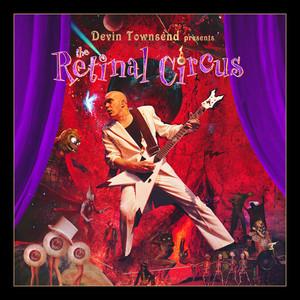 The Retinal Circus (Live) Albumcover