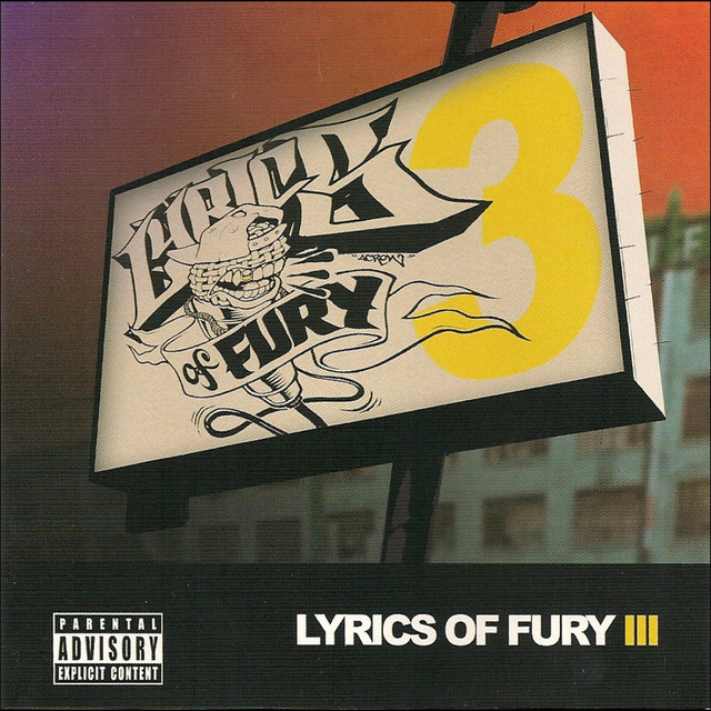 Various Artists Lyrics of Fury III album cover