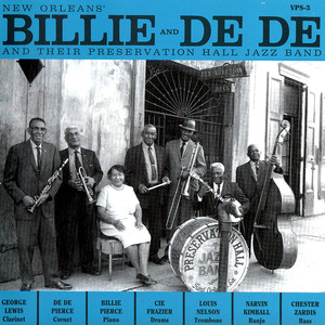 New Orleans' Billie and De De and Their Preservation Hall Jazz Band album