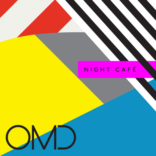 Orchestral Manoeuvres in the Dark Night Café album cover