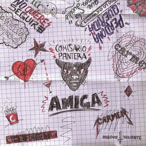 Amiga - Comisario Pantera