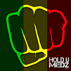 Hold U Medz Riddim Albumcover