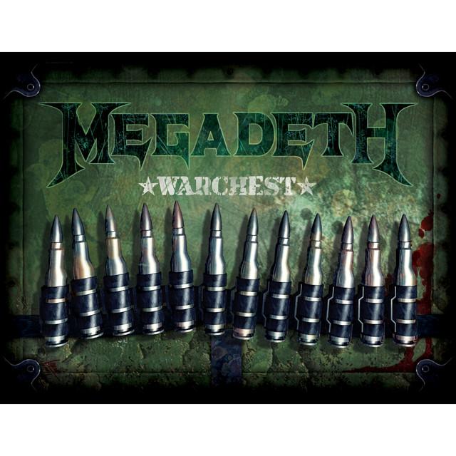 Artwork for Hangar 18 - Remastered 2004 by Megadeth