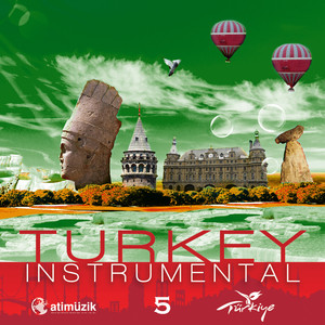 Turkey İnstrumental, Vol. 5 Albümü