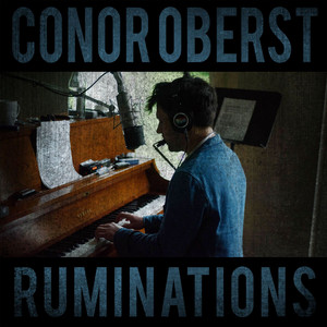 Conor Oberst A Little Uncanny cover