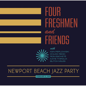 The Four Freshmen Stompin' At the Savoy cover