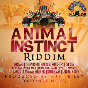 Animal Instinct Riddim album