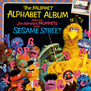 Sesame Street: The Muppet Alphabet Album, Vol. 2 album