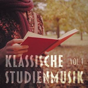 Klassische Studienmusik, Vol. 1 (Eine entspannende Auswahl von Bach, Beethoven, Mozart, Satie, Debussy und Tschaikowski) Albumcover