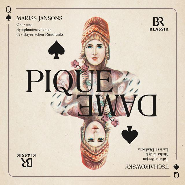 Tchaikovsky: Pique dame, Op. 68 (Live) Albumcover