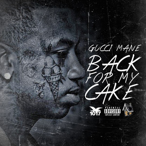 Back for My Cake Albumcover