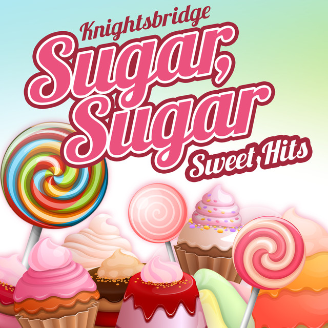Sugar Sugar-Sweet Hits Albumcover