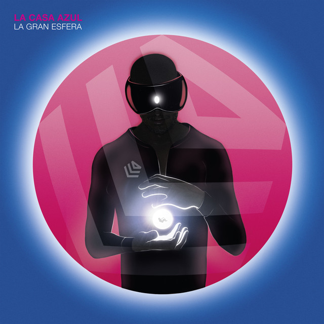 Album cover for La Gran Esfera by La Casa Azul