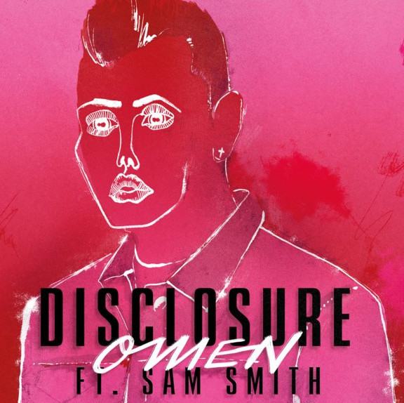 Disclosure + Sam Smith Idents Albumcover