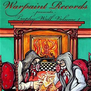 Warpaint Records Presents: Trophy Wall Vol. 1 Albumcover