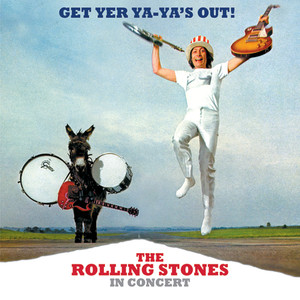 Get Yer Ya-Ya's Out! The Rolling Stones In Concert (40th Anniversary Deluxe Version) Albumcover