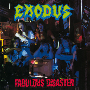 Exodus Low Rider - War Cover cover