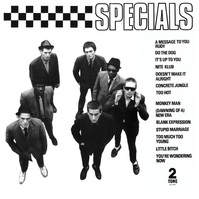 The Specials The Specials album cover