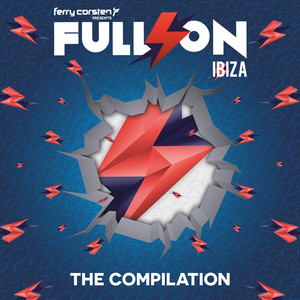 Ferry Corsten presents Full On Ibiza 2015 Albumcover