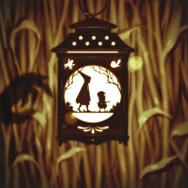 Album cover for Over The Garden Wall by The Blasting Company