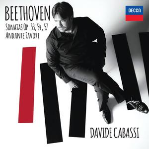 Beethoven: Piano Sonatas Opp. 53, 54, 57, Andante Favori WoO 57 Albümü
