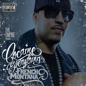Cocaine Everything Albumcover