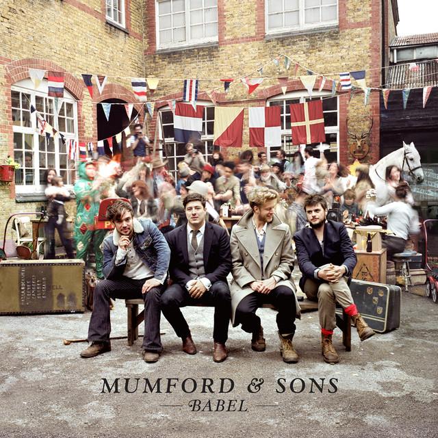 Skivomslag för Mumford & Sons: Babel