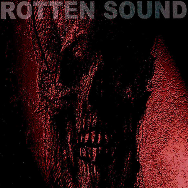 Album cover for Under Pressure by Rotten Sound