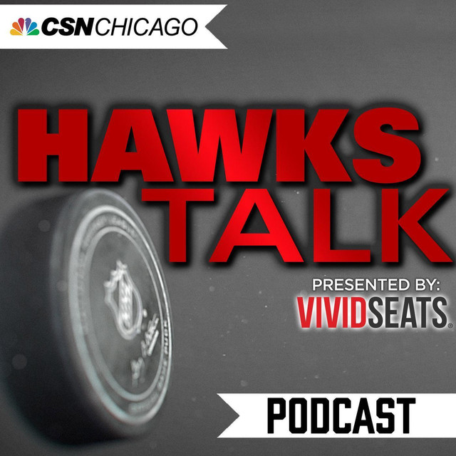 Ep  22: Blackhawks lose game one of the Stanley Cup Playoffs