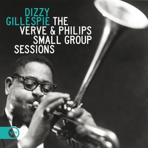 Dizzy Gillespie One Alone cover