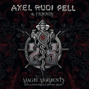 Axel Rudi Pell, Friends Warrior cover