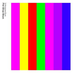 Introspective: Further Listening 1988-1989 Albumcover