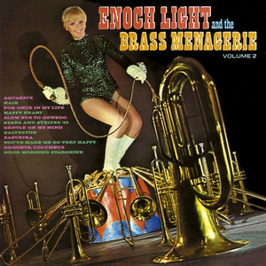 Enoch Light and the Brass Menagerie Vol. 2 album