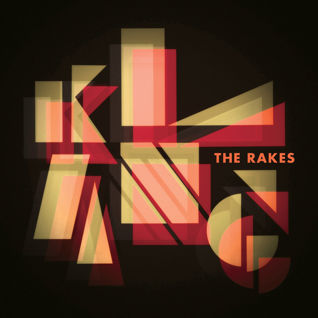 Album cover for Klang by The Rakes