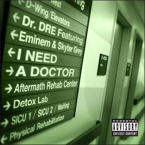 Dr. Dre Eminem, Skylar Grey I Need a Doctor cover