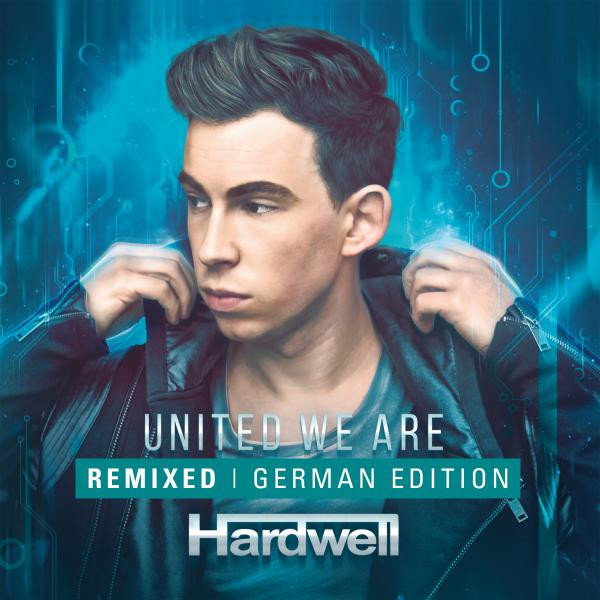 Album cover for United We Are Remixed (German Edition) by Hardwell