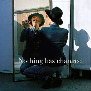 Nothing Has Changed (The Best Of David Bowie) Albumcover