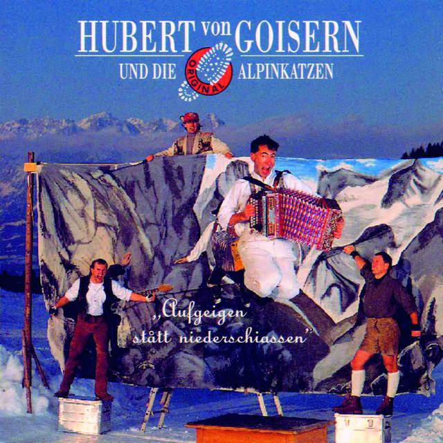 Hubert von Goisern und die Alpinkatzen