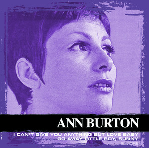 Ann Burton, Louis van Dijk But Not for Me cover